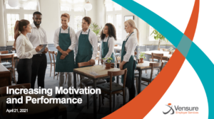 Increasing Motivation and Performance Cover